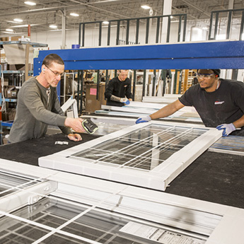 Strassburger windows and doors manufacturing